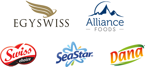 Egyswiss and Alliance Foods-Products Web Design, Website Development