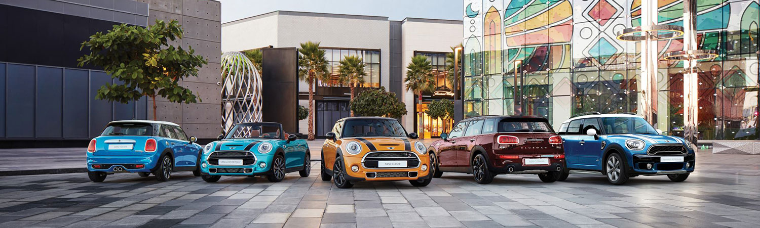 Online advertising for MINI Qatar